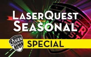 The Big Apple Woking: 1 or 2 games of LaserQuest